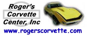Roger's Corvette Center... since 1965, the nation's premier source for quality, preowned Corvettes