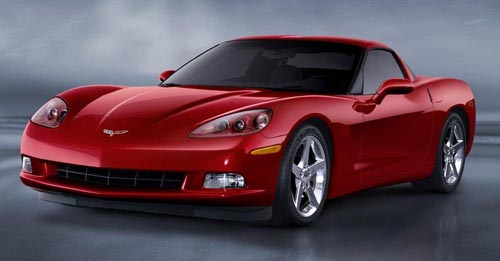 2005 Corvette Specifications