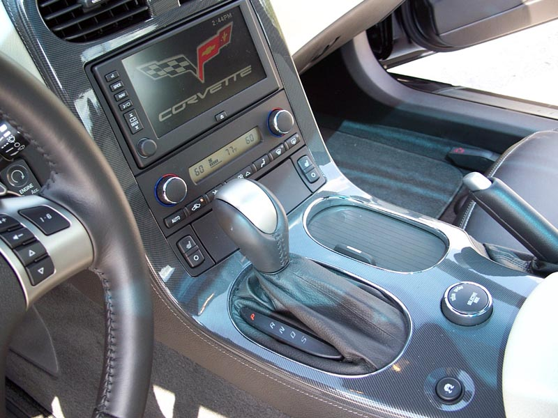 Bose Stereo >> Corvette Spotlight of the Month -- Roger's Corvette Center