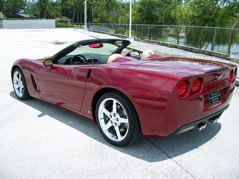 Onstar Navigation Cost >> Corvette Spotlight of the Month -- Roger's Corvette Center