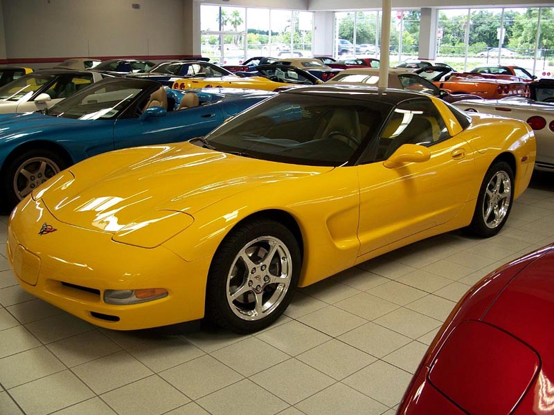 Corvette Spotlight of the Month -- Roger's Corvette Center