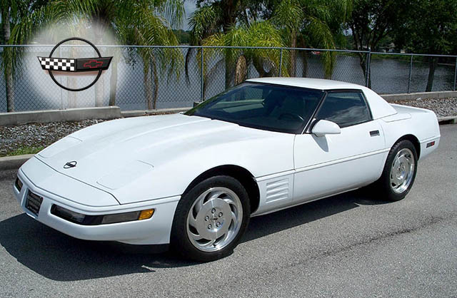 1994 Arctic White Convertible w/Removable Hardtop -- under 3000 Miles!