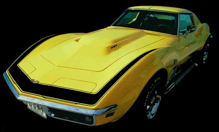 """National Corvette Museum >> """"ZL-1 Spotlight"""""""
