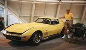 Roger's Corvette