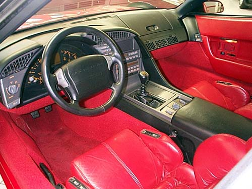 Corvette Spotlight Of The Month 1990 Corvette Convertible