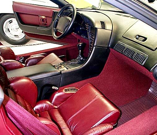1994 Chevrolet Corvette Interior: Corvette Spotlight Of The Month -- 1993 40th Anniversary ZR-1