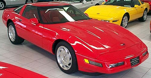 Dressed Out In Torch Red Exterior With Matching Leather Interior And Only 1591 Miles On The Odometer This Best Of Breed 1996 Corvette Is Ready To Go
